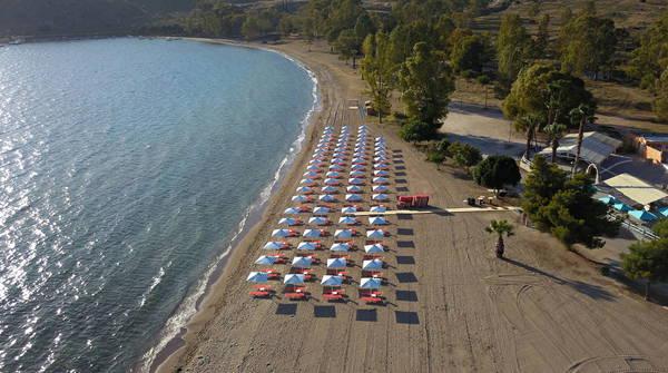 Grecia - 545 Bandiere Blu a spiagge, stravince la Calcidica